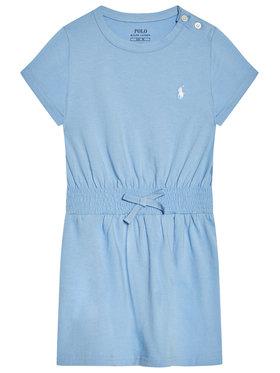 Polo Ralph Lauren Polo Ralph Lauren Ежедневна рокля Play 312837203006 Син Regular Fit