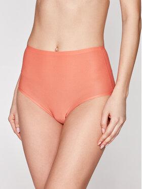 Chantelle Chantelle Класически бикини с висока талия Softstretch C26470 Оранжев