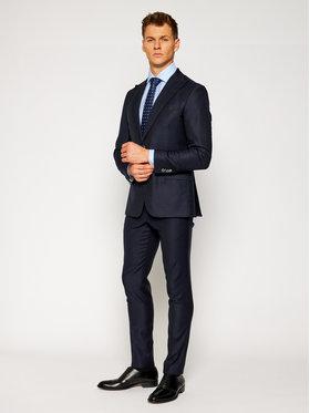 Tommy Hilfiger Tailored Tommy Hilfiger Tailored Krawatte Desing Tie TT0TT07644 Dunkelblau