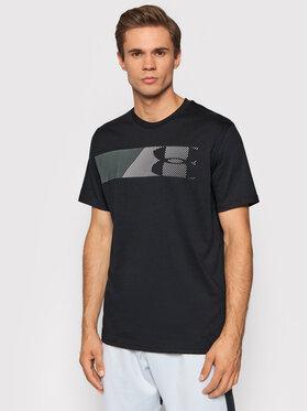 Under Armour Under Armour T-Shirt Ua Fast Left Chest 1329584 Černá Loose Fit