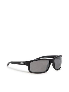 Oakley Oakley Okulary przeciwsłoneczne Gibston 0OO9449-0660 Czarny