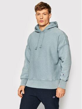 Champion Champion Sweatshirt Acid Wash 216489 Grün Oversize