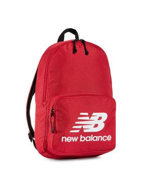 New Balance New Balance Plecak NTBCBPK8 Czerwony