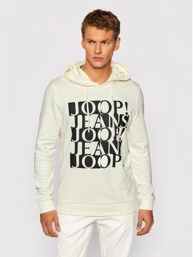 JOOP! Jeans JOOP! Jeans Bluza 15 JJJ-24Angus 30028522 Biały Regular Fit