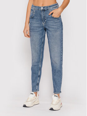 Calvin Klein Jeans Calvin Klein Jeans Džinsai J20J216452 Mėlyna Regular Fit