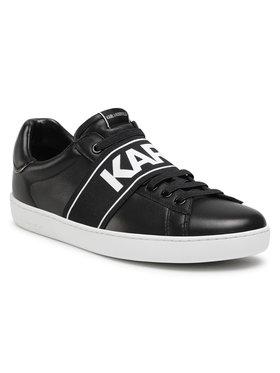 KARL LAGERFELD KARL LAGERFELD Sneakers KL51535 Negru