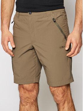 CMP CMP Pantaloni scurți sport 30T6177 Maro Regular Fit