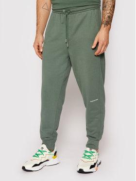 Calvin Klein Jeans Calvin Klein Jeans Sportinės kelnės J30J317688 Žalia Regular Fit