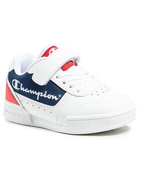 Champion Champion Sneakers Low Cut Shoe Court Champ S31924-S21-WW001 Bianco