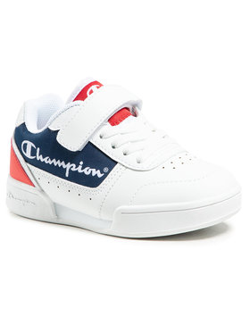Champion Champion Sneakers Low Cut Shoe Court Champ S31924-S21-WW001 Weiß