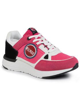Colmar Colmar Sneakersy Supreme X-1 Glow 220 Różowy