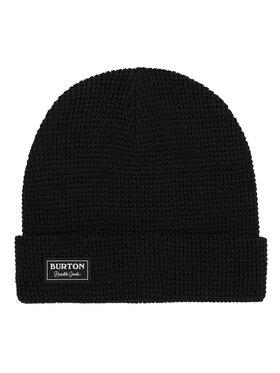 Burton Burton Kepurė Waffle Bnie 10482106001 Juoda