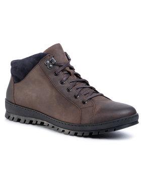 Gino Rossi Gino Rossi Outdoorová obuv MTV777-K56-0426-0298-F Hnedá