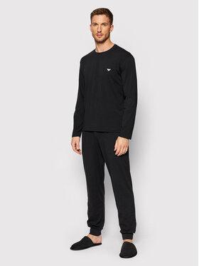 Emporio Armani Underwear Emporio Armani Underwear Пижама 111789 1A720 07320 Черен