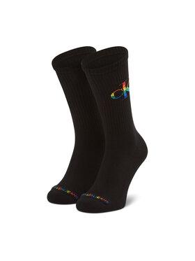 Calvin Klein Jeans Calvin Klein Jeans Vysoké pánske ponožky 100002998 r.OS Čierna
