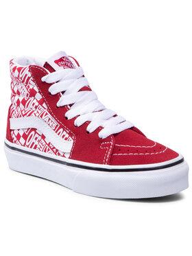 Vans Vans Sneakers Sk8-Hi VN0A4BUW3VB1M Rosso