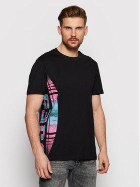 Guess Guess T-Shirt M1GI79 I3Z11 Czarny Regular Fit