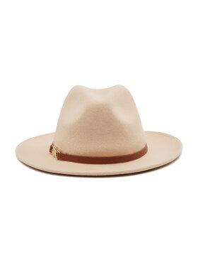 Tommy Hilfiger Tommy Hilfiger Καπέλο Th Club Fedora AW0AW10060 Μπεζ