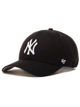 47 Brand 47 Brand Шапка с козирка New York Yankees Cold Zone '47 B-CLZOE17WBP-BK Черен
