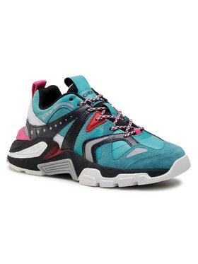 Geox Geox Sneakersy T01 A T94BTA 01422 CN49B Modrá