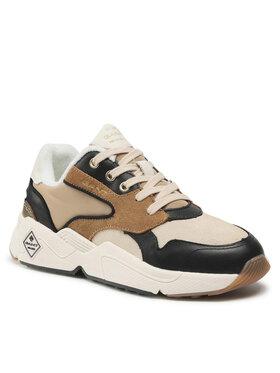 Gant Gant Sneakersy Nicewill 23533056 Hnedá