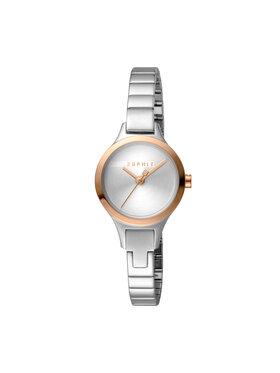 Esprit Esprit Zegarek ES1L055M0055 Srebrny