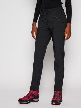 CMP CMP Outdoorové nohavice 3A11266 Čierna Regular Fit