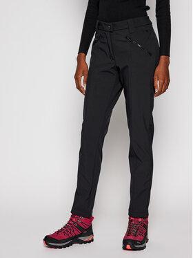 CMP CMP Spodnie outdoor 3A11266 Czarny Regular Fit