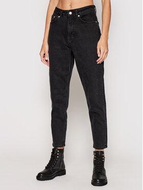 NA-KD NA-KD Jeans 1660-000123-0002-581 Nero Mom Fit