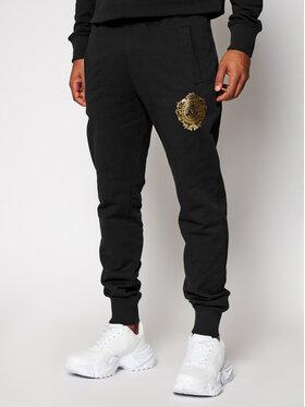 Versace Jeans Couture Versace Jeans Couture Долнище анцуг A2GWA13F Черен Regular Fit