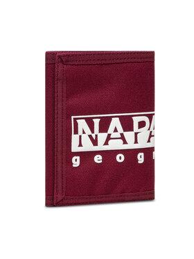Napapijri Napapijri Голям мъжки портфейл Happy Wallet 2 NP0A4EU5R Бордо
