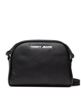 Tommy Jeans Tommy Jeans Torebka Tjw Pu Crossover AW0AW10670 Czarny