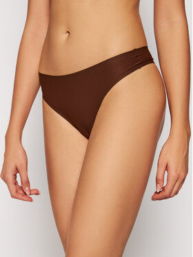 Chantelle Chantelle Tanga Soft Stretch C26490 Barna