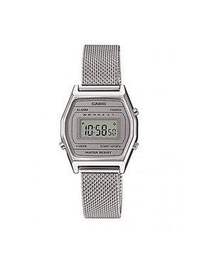 Casio Casio Laikrodis LA690WEM-7EF Sidabrinė