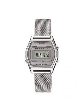 Casio Casio Uhr LA690WEM-7EF Silberfarben