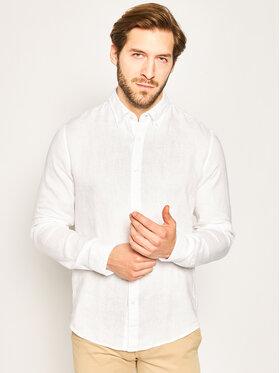 MICHAEL Michael Kors MICHAEL Michael Kors Koszula Spring 1 CS04CK84YT Biały Slim Fit