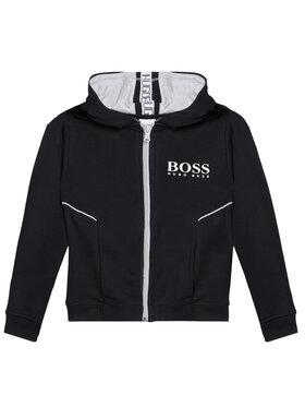 Boss Boss Bluza J25M09 D Granatowy Regular Fir