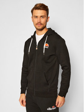 Ellesse Ellesse Džemperis Melbourne SHC07441 Juoda Regular Fit