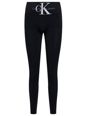 Calvin Klein Jeans Calvin Klein Jeans Leggings 100001871 Nero Slim Fit