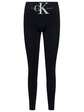 Calvin Klein Jeans Calvin Klein Jeans Legginsy 100001871 Czarny Slim Fit