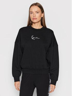 Karl Kani Karl Kani Sweatshirt Small Signature 6129362 Noir Relaxed Fit