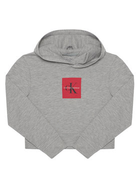 Calvin Klein Underwear Calvin Klein Underwear Sweatshirt G80G800394 Grau Regular Fit