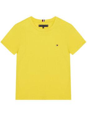 TOMMY HILFIGER TOMMY HILFIGER T-shirt Essential KB0KB06130 D Jaune Regular Fit