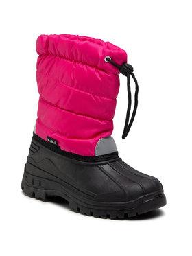 Playshoes Playshoes Bottes de neige 193005 S Rose
