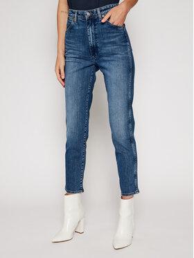 Wrangler Wrangler Jeansy Slim Fit Good Times W2WZZ519W Niebieski Slim Fit