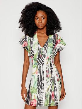 Guess Guess Každodenné šaty W1RK0B W70Q0 Farebná Slim Fit