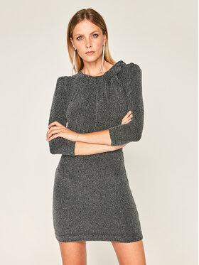 IRO IRO Коктейлна рокля Perk AN077 Черен Slim Fit