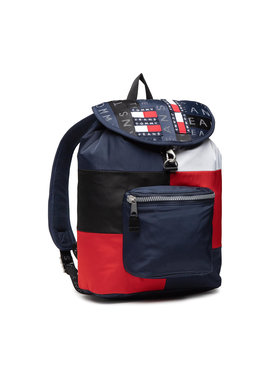 Tommy Jeans Tommy Jeans Zaino Tjm Heritage Backpack Corporate AM0AM07512 Blu scuro