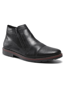 Rieker Rieker Зимни обувки 35381-00 Черен