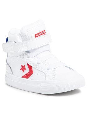 Converse Converse Sneakersy Pro Blaze Strap Hi 770511C Bílá